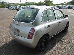 Used 2003 NISSAN MARCH BF60438 for Sale Image 5