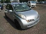 Used 2003 NISSAN MARCH BF60438 for Sale Image 7