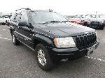 Used 2000 JEEP GRAND CHEROKEE BF60488 for Sale Image 7