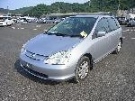 Used 2002 HONDA CIVIC BF60532 for Sale Image 1
