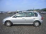 Used 2002 HONDA CIVIC BF60532 for Sale Image 2