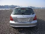 Used 2002 HONDA CIVIC BF60532 for Sale Image 4