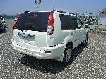 Used 2001 NISSAN X-TRAIL BF60549 for Sale Image 5