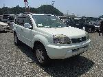 Used 2001 NISSAN X-TRAIL BF60549 for Sale Image 7
