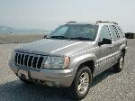 Used 2000 JEEP GRAND CHEROKEE BF60554 for Sale Image 1