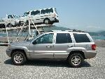 Used 2000 JEEP GRAND CHEROKEE BF60554 for Sale Image 2