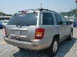 Used 2000 JEEP GRAND CHEROKEE BF60554 for Sale Image 5