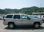 Used 2000 JEEP GRAND CHEROKEE BF60554 for Sale Image 6