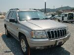Used 2000 JEEP GRAND CHEROKEE BF60554 for Sale Image 7