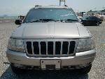 Used 2000 JEEP GRAND CHEROKEE BF60554 for Sale Image 8