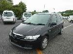 Used 2003 MAZDA PREMACY BF60585 for Sale Image 1