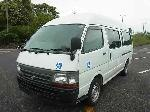 Used 2002 TOYOTA HIACE COMMUTER BF60628 for Sale Image 1