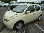 Used 2004 NISSAN MARCH BF60730 for Sale Image 1