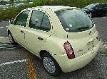 Used 2004 NISSAN MARCH BF60730 for Sale Image 3