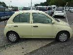 Used 2004 NISSAN MARCH BF60730 for Sale Image 6
