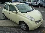 Used 2004 NISSAN MARCH BF60730 for Sale Image 7
