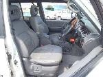 Used 1998 MITSUBISHI PAJERO BF60837 for Sale Image 17