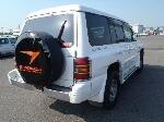Used 1998 MITSUBISHI PAJERO BF60837 for Sale Image 5
