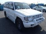 Used 1998 MITSUBISHI PAJERO BF60837 for Sale Image 7