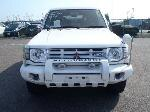 Used 1998 MITSUBISHI PAJERO BF60837 for Sale Image 8