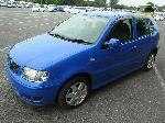Used 2001 VOLKSWAGEN POLO BF60863 for Sale Image 1