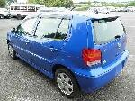 Used 2001 VOLKSWAGEN POLO BF60863 for Sale Image 3