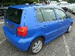 Used 2001 VOLKSWAGEN POLO BF60863 for Sale Image 5