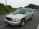 Used 2001 SUBARU FORESTER BF60895 for Sale Image 1