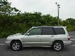 Used 2001 SUBARU FORESTER BF60895 for Sale Image 2
