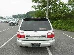 Used 2001 SUBARU FORESTER BF60895 for Sale Image 4