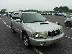 Used 2001 SUBARU FORESTER BF60895 for Sale Image 7