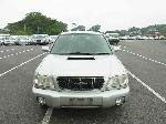Used 2001 SUBARU FORESTER BF60895 for Sale Image 8