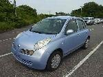 Used 2003 NISSAN MARCH BF60897 for Sale Image 1