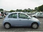 Used 2003 NISSAN MARCH BF60897 for Sale Image 6