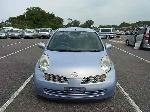 Used 2003 NISSAN MARCH BF60897 for Sale Image 8