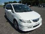 Used 2001 MAZDA PREMACY BF60930 for Sale Image 7