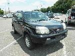 Used 2001 NISSAN X-TRAIL BF61074 for Sale Image 7