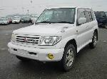 Used 1999 MITSUBISHI PAJERO IO BF61079 for Sale Image 1
