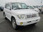 Used 1999 MITSUBISHI PAJERO IO BF61079 for Sale Image 7