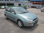 Used 2001 FORD FOCUS BF61107 for Sale Image 7