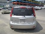 Used 2006 NISSAN NOTE BF61127 for Sale Image 4
