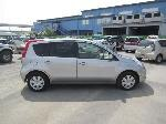 Used 2006 NISSAN NOTE BF61127 for Sale Image 6