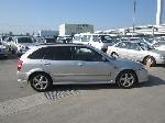 Used 2000 MAZDA FAMILIA S-WAGON BF61135 for Sale Image 6