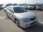 Used 2000 MAZDA FAMILIA S-WAGON BF61135 for Sale Image 7