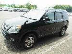 Used 2001 HONDA CR-V BF61186 for Sale Image 1