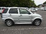Used 2000 DAIHATSU TERIOS BF61203 for Sale Image 6