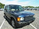Used 2002 LAND ROVER DISCOVERY BF61209 for Sale Image 7