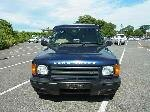 Used 2002 LAND ROVER DISCOVERY BF61209 for Sale Image 8