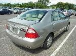 Used 2004 TOYOTA COROLLA SEDAN BF61231 for Sale Image 5