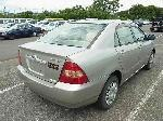 Used 2001 TOYOTA COROLLA SEDAN BF61255 for Sale Image 5